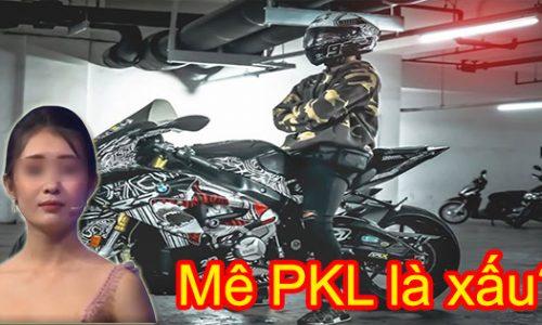 """[Clip] Biker thu nhập 500 triệu/tháng bị gia đình Hotgirl từ chối do """"ĐAM MÊ PKL"""""""