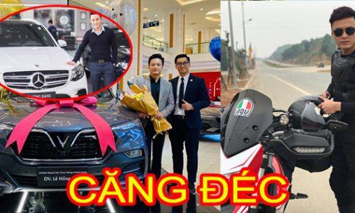 Sở hữu bộ sưu tập xe tiền tỷ diễn viên Hồng Đăng gây xôn xao khi được nhận tiền hỗ trợ Covid-19