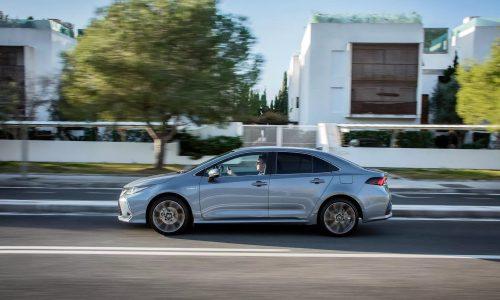 Toyota Corolla Altis sắp về, quyết đấu KIA K3 – Thiết kế đẹp